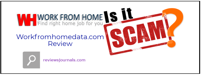 workfromhomedata.com Review - Overall Ratings