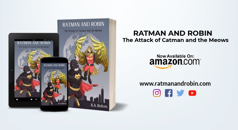 ratman and robin amazon